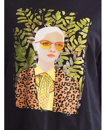 Блуза  Жената с очилата
