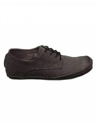 Обувки Gomma vera кафяви