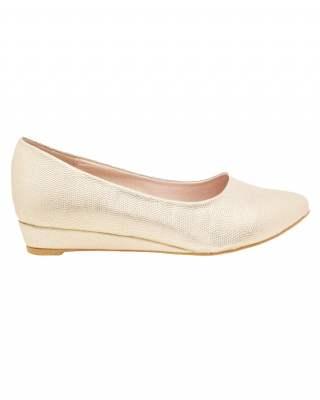 Обувки златисти AM 549