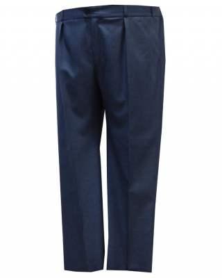 Официален панталон синьосив