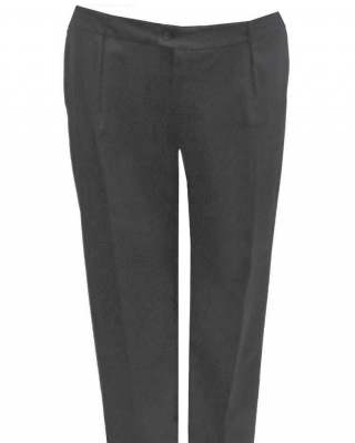 Официален панталон тъмносив
