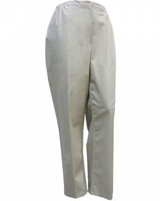 Панталон Еластичен бежов