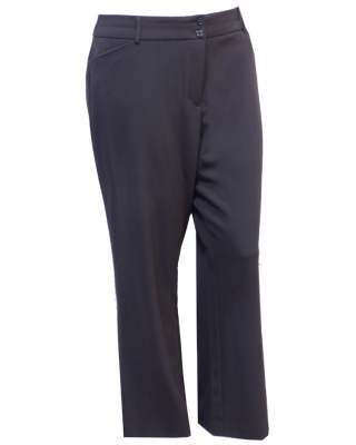 Панталон Еластичен кафяв