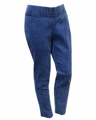 Панталон ластик талия