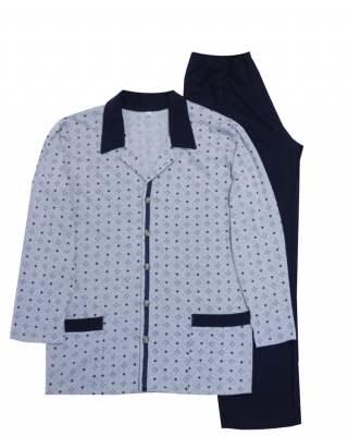 Пижама Грамадан в сиво
