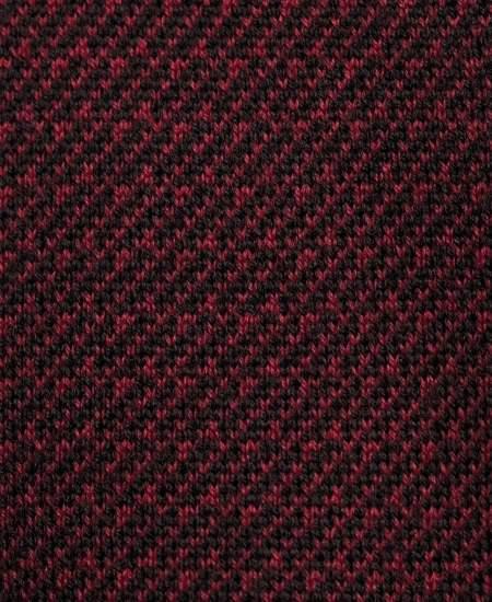 Пуловер Bugatti Structure в червено