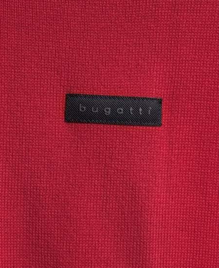 Пуловер Bugatti Style в червено