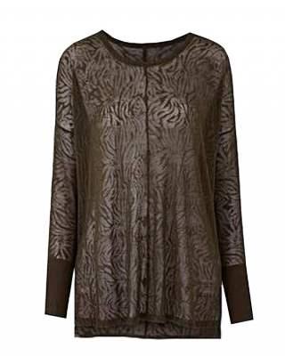 Пуловер дантела