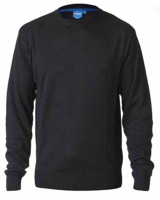 Пуловер Duke- Adkin черен