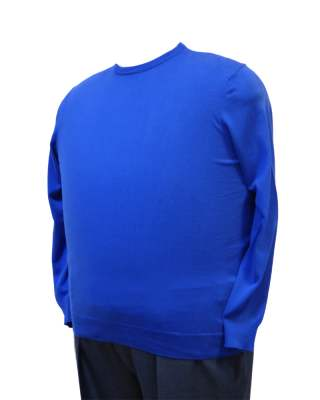 Пуловер кралскосин