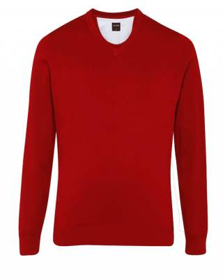 Пуловер Olymp червен