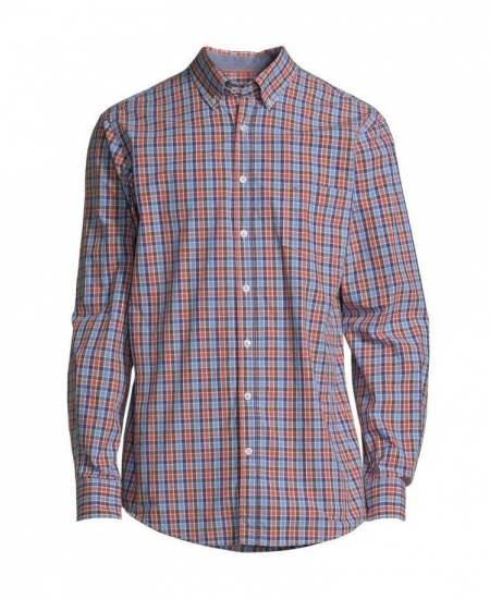 Риза Brax каре в оранжево
