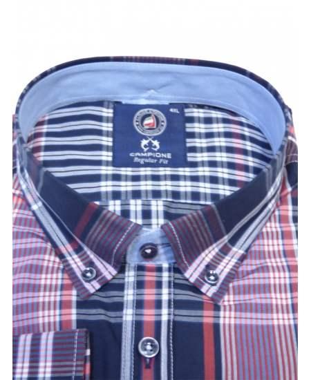 Риза Campione тъмносин