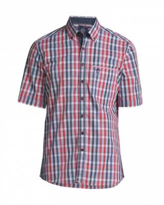 Риза Claudio Campione yachting къс ръкав