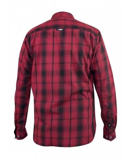 Риза Duke Banella червена