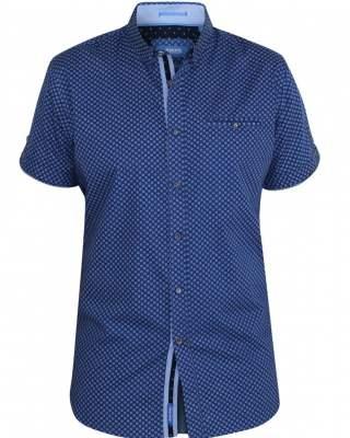 Риза Duke-Bobby къс ръкав