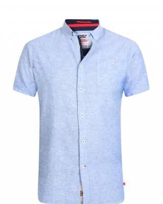 Риза Duke Brixton лен