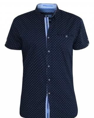 Риза Duke-Kurt къс ръкав