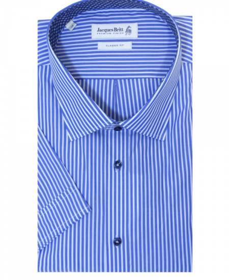Риза Jacques britt 273027 къс ръкав