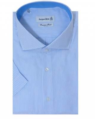 Риза Jacques britt 538308-2 къс ръкав