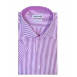 Риза Jacques britt 538308 къс ръкав