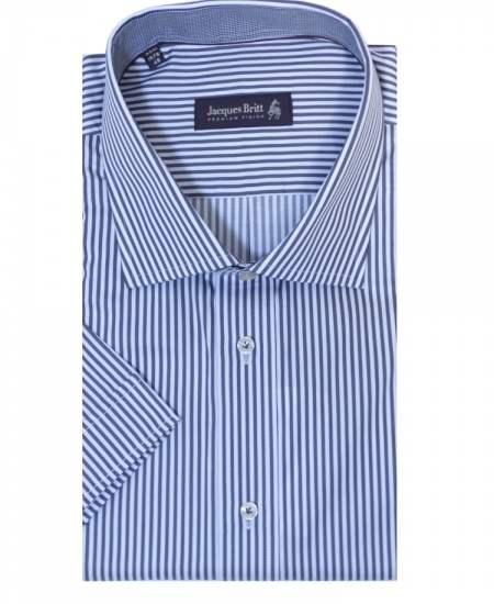 Риза Jacques britt 636372 къс ръкав