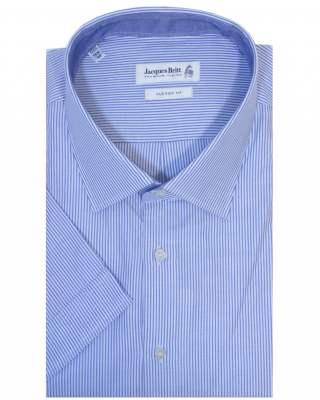 Риза Jacques britt 736345-2 къс ръкав