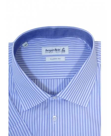Риза Jacques britt 736345 къс ръкав