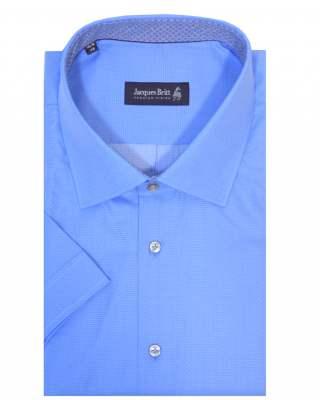 Риза Jacques britt 738431 къс ръкав