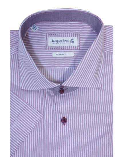 Риза Jacques britt 877212 къс ръкав