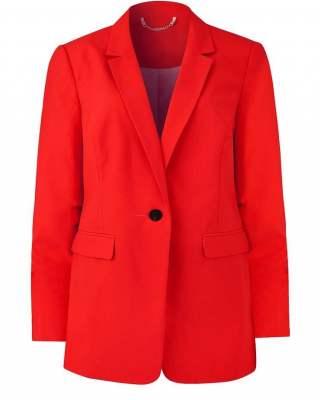 Сако Tailored червено